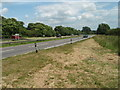 TL1097 : The A1 at Water Newton by Michael Trolove
