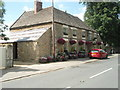 TL0893 : The Black Horse Pub Elton by Michael Trolove