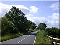 TL3854 : The road to Harlton and Eversden by Keith Edkins
