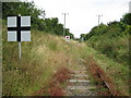 TL4049 : Barrington Cement Works railway (disused) by Nigel Cox