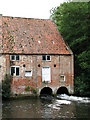 TG1927 : Millgate Mill - the tailrace by Evelyn Simak