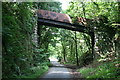 SX5160 : Bridge over the Cycleway by Tony Atkin