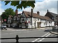 TL1944 : Biggleswade: White Hart by Chris Downer