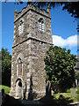 SW7625 : Manaccan Church by Rod Allday