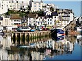 SX9256 : Inner Harbour, Brixham by Tom Jolliffe