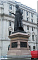 TQ2980 : Statue to Florence Nightingale, Waterloo Place, London W1 by Kevin Gordon