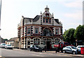 Dist:0.1km&lt;br/&gt;For many years this handsome Victorian pub had stood proudly at the junction of Sanderstead Road and Brighton Road in South Croydon.  The destination 'South Croydon, Red Deer' still appears on many buses short-working to this point, which is near the South Croydon bus garage.