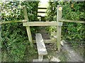 SE3201 : Double stile by Wendy North