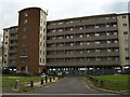 SP1486 : Bridgnorth House Flats by Carl Baker