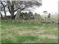 NJ9450 : Remains Auchmachar Stone Circle by Ewen Rennie