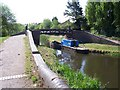 SO9794 : Wiggins Mill Bridge - Walsall Canal by Adrian Rothery