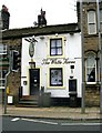 SE1646 : The White Horse - Main Street, Burley by Betty Longbottom