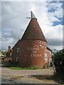 TQ5548 : The Oast House, Stocks Green Road, Hildenborough, Kent by Oast House Archive