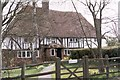 TQ6940 : Tudor House, Horsmonden by D Gore