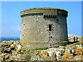 O2839 : Martello Tower on Ireland Eye by sarah gallagher