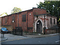 TQ3279 : Former All Hallows Church, Copperfield Street by Stephen Craven