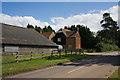 TQ2297 : Fold Dairy Farm by Martin Addison