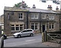 SE1643 : Menston Arms - Main Street, Menston by Betty Longbottom