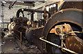 SE2434 : Steam engine, Craven Mills by Chris Allen