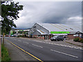 NG6423 : Supermarket, Broadford by Richard Dorrell