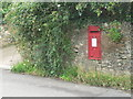 ST3903 : Blackdown: postbox № DT8 104 by Chris Downer
