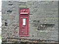 ST4004 : Greenham: postbox № TA18 121 by Chris Downer
