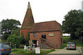 TQ4949 : Bough Beech Oast, Winkhurst Green, Ide Hill, Kent by Oast House Archive