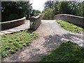 SJ8902 : Unusual Bridge by Gordon Griffiths