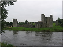 N8156 : Medieval hospital at Newtown Trim by Kieran Campbell