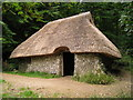 SU8712 : Mediaeval Cottage at Weald & Downland Museum, Singleton, West Sussex by Oast House Archive