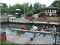 SU7885 : Hambledon Lock by Susannah Muldoon