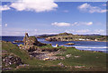 NR4045 : Dunyvaig Castle, Islay by Tom Richardson