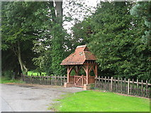 O0691 : Lych Gate, Drumcar, Co. Louth by Kieran Campbell