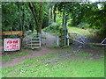SU8993 : Bridleway into King's Wood by Shaun Ferguson