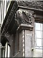 SO8698 : Architectural detail, Wightwick Manor by Tim Marshall