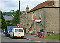 ST6965 : 2008 : Corston Post Office and greengrocery by Maurice Pullin