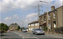 SE1220 : Dewsbury Road, Rastrick by Humphrey Bolton
