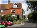 TQ4640 : Fountain Pub, Cowden by Roger