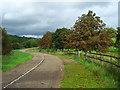 SU8084 : Private road, Medmenham by Andrew Smith