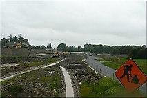 M9839 : New road at Mihanboy by Graham Horn