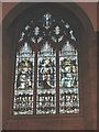 TQ3368 : Kempe window, Holy Innocents church by Stephen Craven