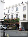 TQ2879 : Belgravia: The Wilton Arms, Kinnerton Street, SW1 by Nigel Cox