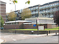TQ4378 : Woolwich Central Baptist church by Stephen Craven
