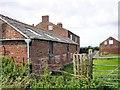 SJ4263 : Huntington - Churton Heyes Farm by Mike Harris