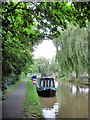 SJ4465 : Christleton - Shropshire Union Canal by Mike Harris