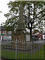 SJ4153 : War Memorial, Holt by Eirian Evans
