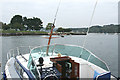 SW8137 : Mylor: quay at Restronguet Passage by Martin Bodman