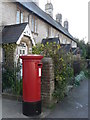 SY7594 : Puddletown: postbox № DT2 95, High Street by Chris Downer