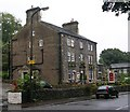 SE0318 : The Malt House - Oldham Road, Rishworth by Betty Longbottom