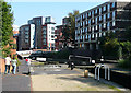 SP0687 : Farmer's Bridge Locks No 2, Birmingham by Roger  Kidd